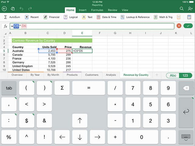 5 Reasons to Not Print Excel Spreadsheets and Better Alternatives excel ios