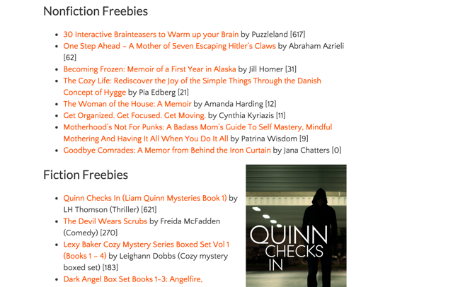 How to Find Free Unlimited Content for Your Kindle