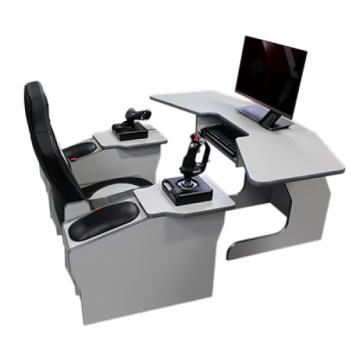 Gamecab Flight cockpit