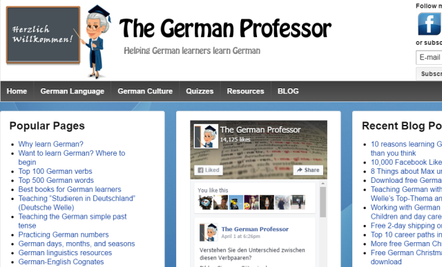 germanprofessor