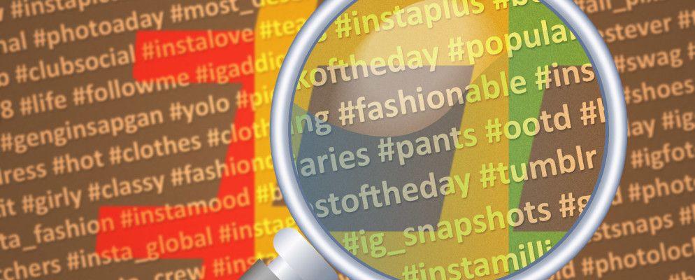 So finden Sie die besten Instagram Hashtags für mehr Likes & Followers