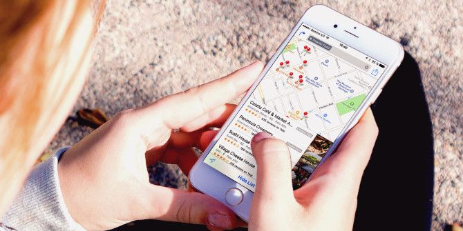 Use Your iPhone to Find Nearby Food, Transport & Services