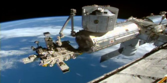 How to Set the ISS's Earth Live Feed as Your Screensaver
