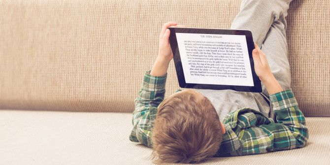 7 Games to Inspire a Child's Love for Reading