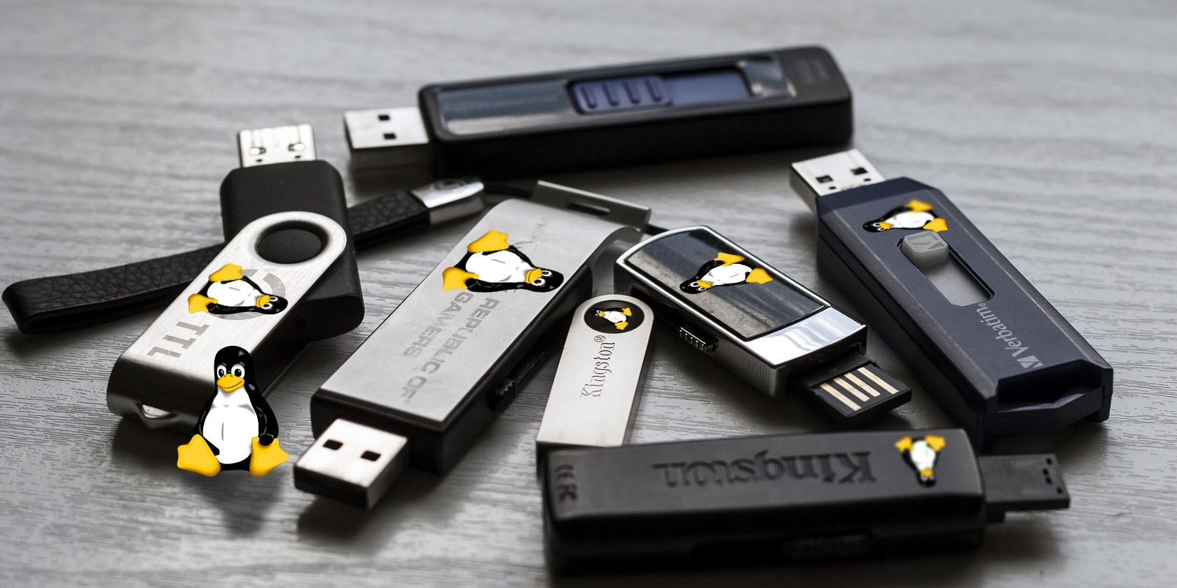 The 5 Best Linux Distros To Install On A Usb Stick