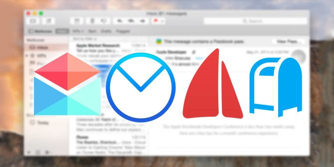 Choose a Third-Party Mac Mail App for All These Benefits