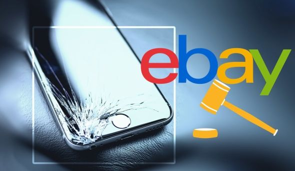 Sell Broken Stuff on eBay