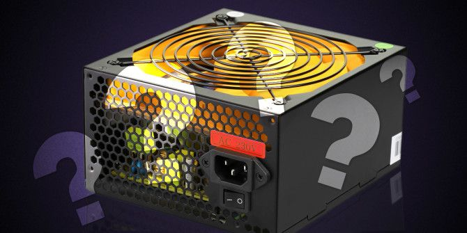 6 Things to Know When Buying a Power Supply Unit (PSU)