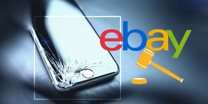 Sell Your Broken Things on eBay to Turn Them Into Cash