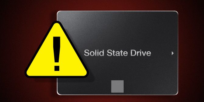 5 Warning Signs Your SSD Is About to Break Down and Fail