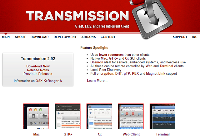 The Best Windows Software transmission 640x437