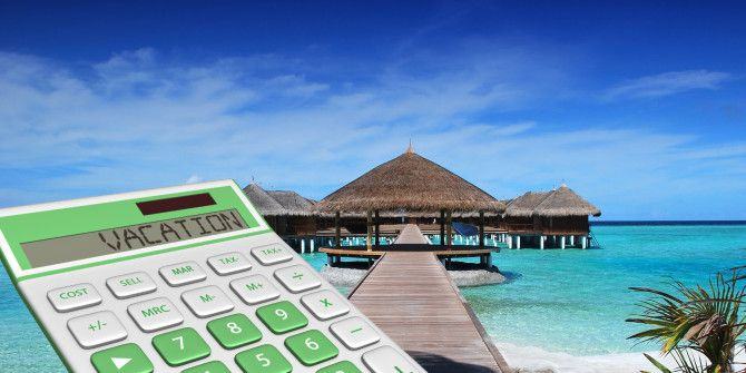How to Calculate The True Cost of Your Next Vacation