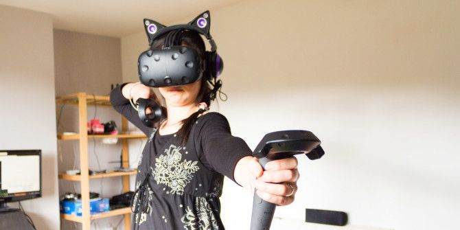 HTC Vive Review: Virtual Reality is Finally a Thing