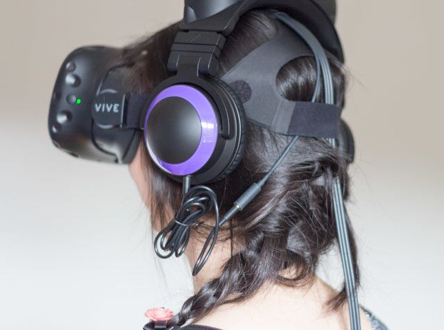 vive - headphones
