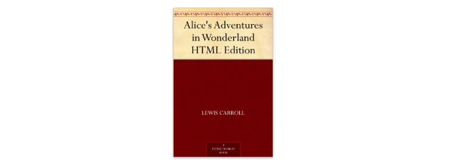 35 classic novels you can read for free on your kindle alice in wonderland fandeluxe Gallery