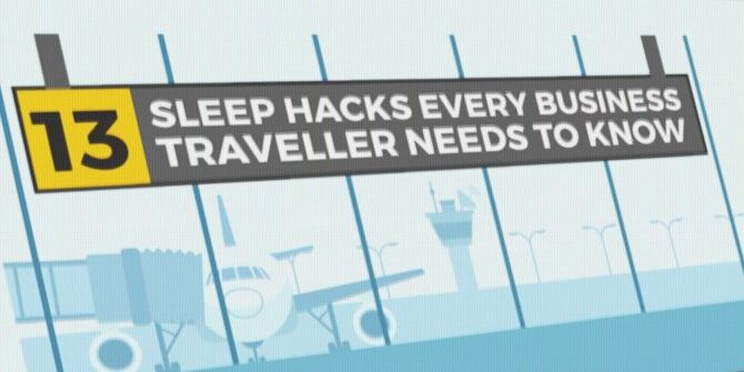 Sleeping While Traveling is Hard… But You Can Make it Better