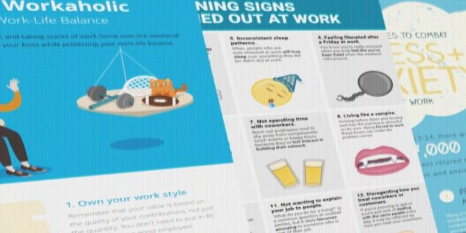 3 Infographics That'll Help You Enjoy Work More
