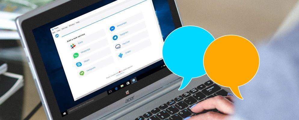 Die 7 besten Chat Apps und Clients sind besser als offizielle Messengers