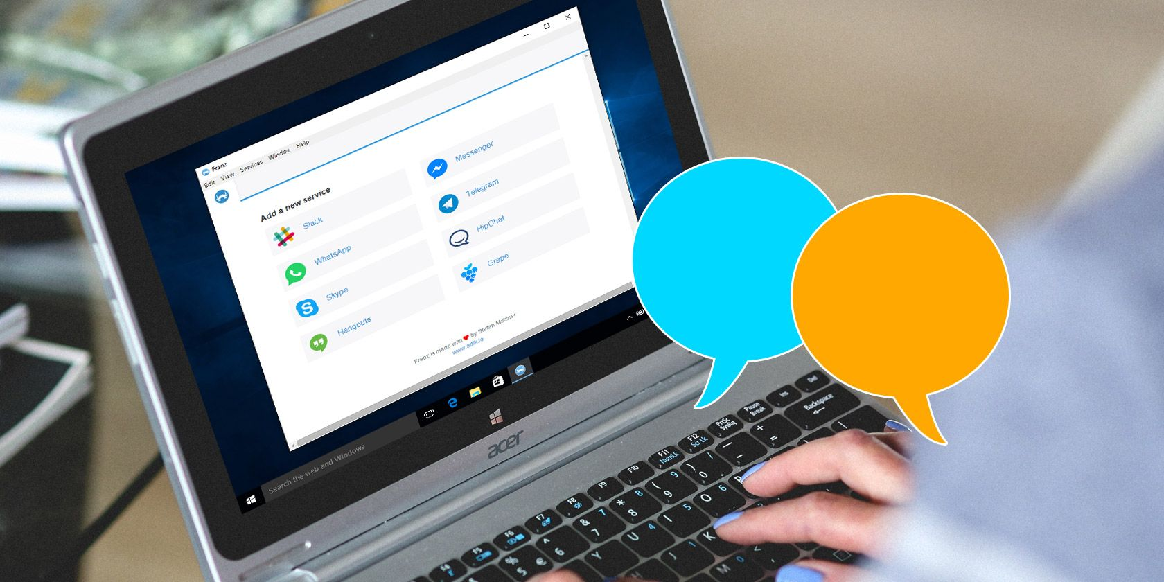 The 7 Best Chat Apps And Clients For Windows Mac And Linux