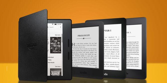 Which Kindle Device Should You Buy? A Comparison Guide