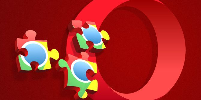 How to Install Google Chrome Extensions in Opera Browser