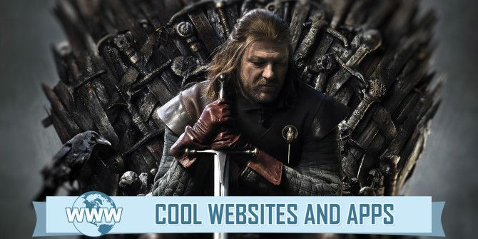You're Not a Game of Thrones Fan If You Haven't Got These 5 Tools