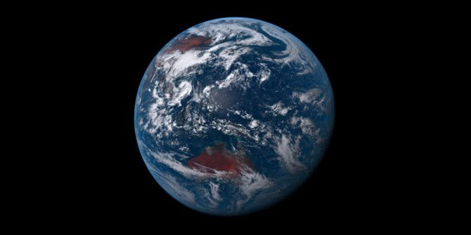 How to Set a Real-Time Photo of Earth as Your Desktop Background