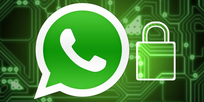 How To Enable WhatsApp's Security Encryption