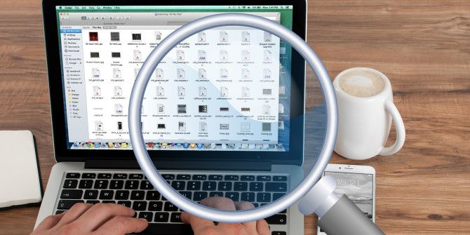How to Find Lost Files on Mac OS X