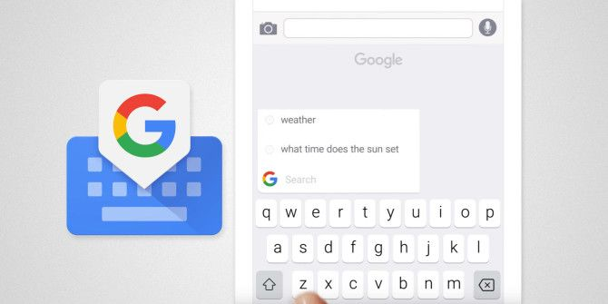 Did Google Make the Best iPhone Keyboard Yet? Meet Gboard