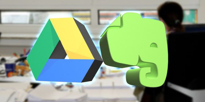 7 Creative Ways to Use the Power of Google Drive With Evernote