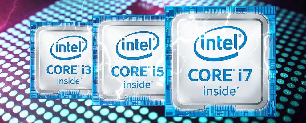 Intel Core i3 vs. i5 vs. i7: Welche benötigen Sie wirklich?