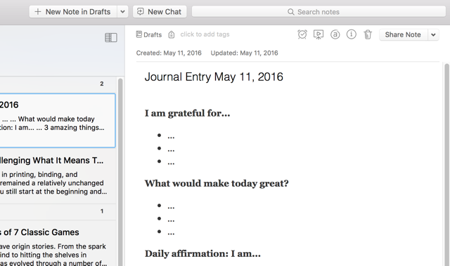 How To Jumpstart A Journaling Habit With 7 Simple Templates