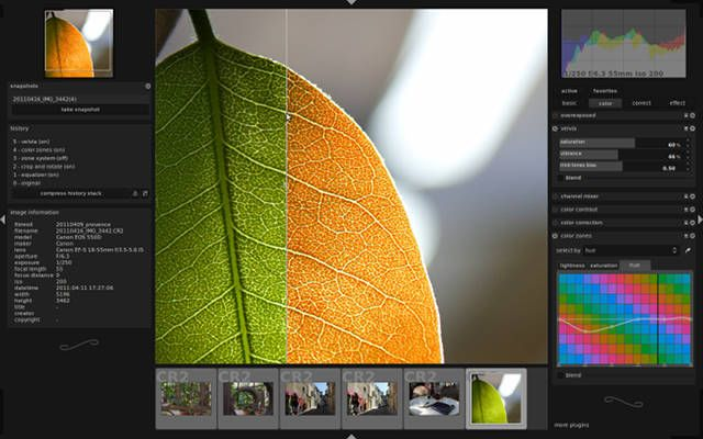 linux-creative-suite-darktable