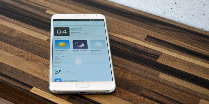 Meizu Pro 5 Ubuntu Edition Smartphone Review