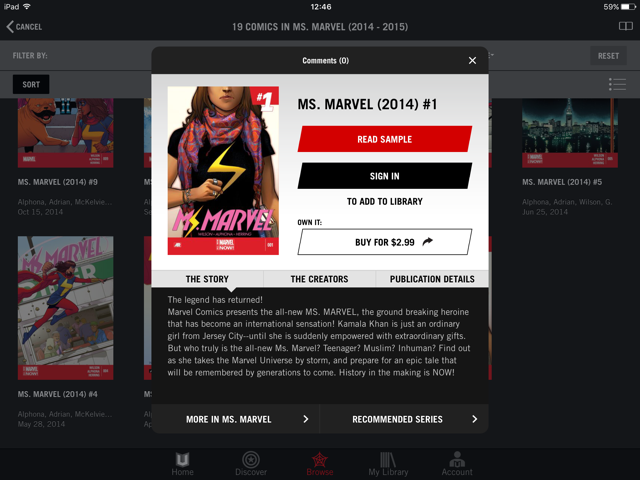 comixology unlimited is the netflix for digital comics worth your