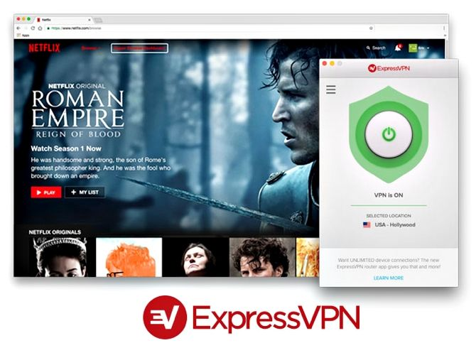 Watch Netflix in any country with ExpressVPN