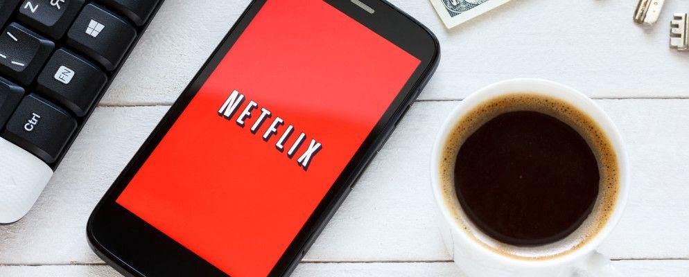 Wie bekomme ich IMDb Bewertungen in der Netflix App auf Android
