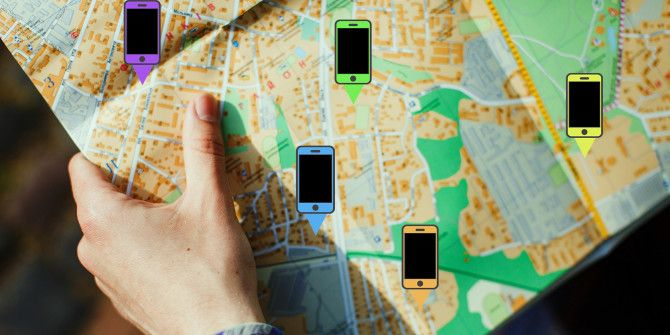 4 Services That Track You Through Your Smartphone