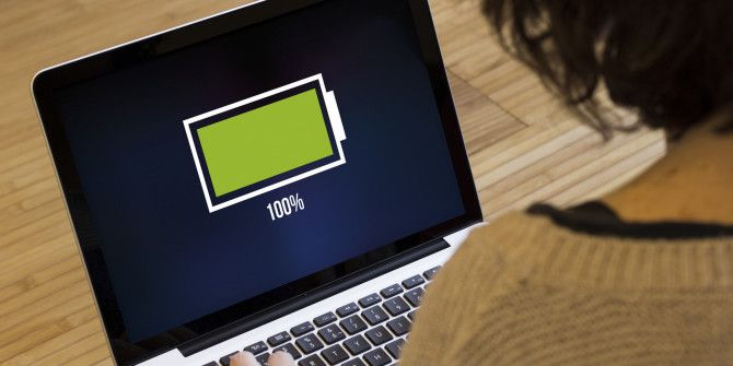 How to See How Long Until Your Laptop Is Fully Charged