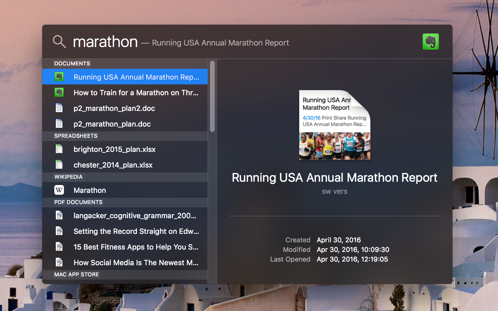 spotlight-marathon-search