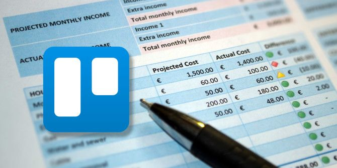 You Can Use Trello to Manage Your Money; Here's How to Start