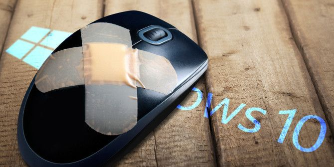 How to Fix All Your Windows 10 Mouse Issues