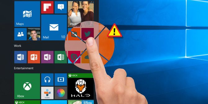 How to Fix Your Touchscreen in Windows 10
