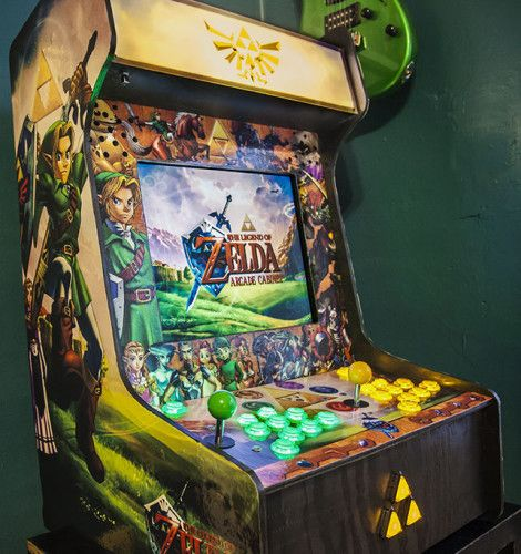 10 diy alternatives to picade for raspberry pi retro gaming best build of such a design essentially a half sized arcade machine that is secured to a bartop and comes with the added bonus of a stunning legend of solutioingenieria Image collections