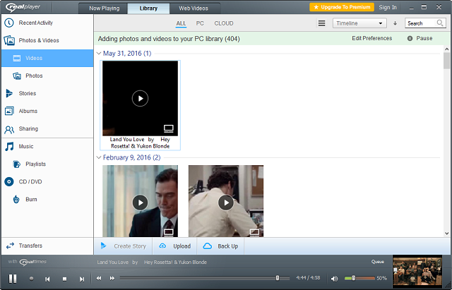RealPlayer Still Exists, But Does It Still Suck? This sluggishness is a constant throughout RealPlayer. It just doesn't feel  responsive or sharp. There's a lag between clicking something and an action  ...