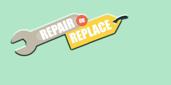 To Repair or Replace – That is the Question