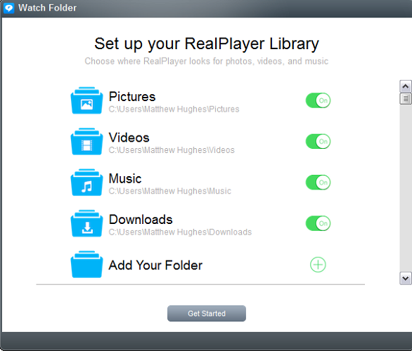 Realplayer plus 16 free download crack working