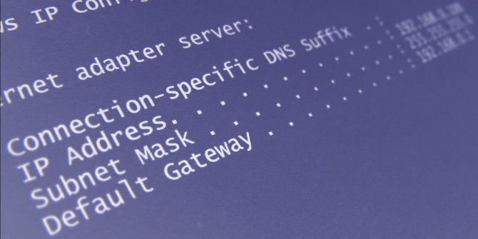 How to View & Change Your IP Address in Windows 7, 8, and 10