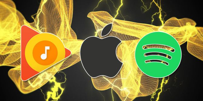 Spotify vs. Apple Music vs. Google Play Music: Which Is Best?